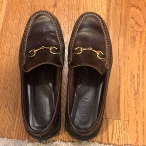 Women's Gucci loafers